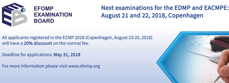 EFOMP Examination Board